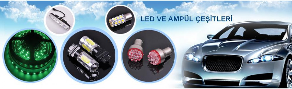 ampul ve led