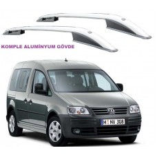 VW CADDY 2004> ÜST ÇITA  ALUMİNYUM KOMPLE